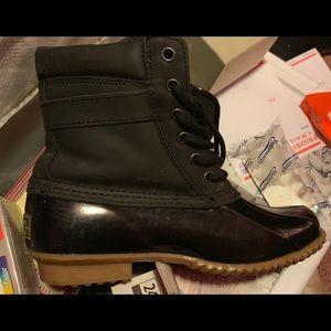 Bass rain boots